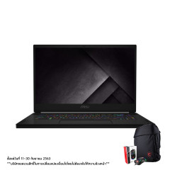 MSI GS66 Stealth 10SGS-258TH NOTEBOOK I9-10980HK+HM470/15.6 FHD (1920*1080), 300Hz/RTX 2080 Super/DDR IV 16GB*2 (3200MHz)/2TB NVMe PCIe Gen3x4 SSD/WIFI6/WIN10/Stealth Trooper Backpack