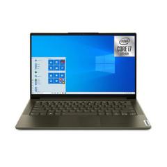 Lenovo Yoga Slim7 14IIL05-82A100FJTA NOTEBOOK I7-1065G7/16GB(4X32GX32)/1TB_M.2_2280_NVME_TLC/MX350_2GB_G5_64B/14.0FHD_IPS