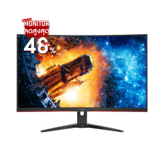 AOC MONITOR C32G2E/67 31.5 VA FHD 165Hz 1MS 1920X1080 16:9 VGA1 HDMI2 DP1 3YEAR