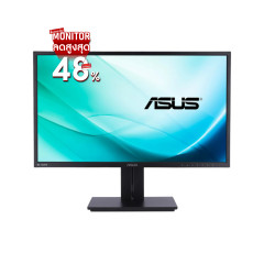 ASUS MONITOR  PB27UQ 27 IPS 60Hz Brightness : 300 cd/m? Contrast : 1,000:1 Response Time : 5 ms HDMI3 ( 1.4 x 2 ) , ( 2.0 x 1 ) Port(s) DisplayPort1 ( 1.2 ) Port(s)