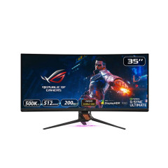 ASUS MONITOR ROG SWIFT PG35VQ GAMING 35INCH ULTRA-WQHD HDE 21:9 CURVED 200Hz G-SYNC 3YEAR
