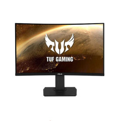 ASUS MONITOR  TUF GAMING VG32VQ 32 VA 2K 144Hz Brightness : 400 cd/m? Contrast : 3000 : 1 Response Time : 1 ms HDMI2 ( 2.0 ) Port(s) DisplayPort1 ( 1.2 ) Port(s)