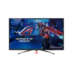 ASUS MONITOR XG438Q 43INCH 4000:1 4MS 3840X2160 16:9 120Hz HDMI3 DP1 AUDIO IN-OUT 3YEAR