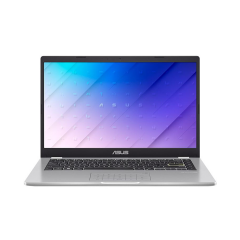 ASUS E410MA-EK357T NOTEBOOK INTEL N5030/DDR4 4G[ON BD.]/512G PCIE G3X2 SSD/BAG/NUMPAD/FHD TN/DREAMY WHITE