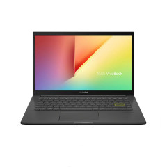 ASUS S413FA-EB630T NOTEBOOK I3-10110U/DDR4 4G[ON BD.]/512G PCIE G3X2 SSD/14.0 FHD WV,250NITS,NTSC:45%-NB/WIFI6(GIG+)(11AX)2*2_WW+BT/Backpack/INDIE BLACK/2 Year