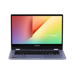 ASUS TP412FA-EC491T NOTEBOOK VIVOBOOK FLIP I3-10110U/RAM 4GB/2256G PCIE G3X2 SSD/UMA/14 FHD TOUCHSCREEN/ACTIVE PEN/WINDOWS10/SILVER BLUE/backpack