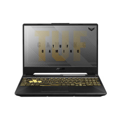 ASUS FA506IH-HN128TS NOTEBOOK R5-4600H/8GB DDR4 3200/ 512GB PCIE/ GTX1650 DDR6 4G/Win10/Mcafee1Yr/Office H&S/15.6 144Hz/RGB KB/Fortress Gray