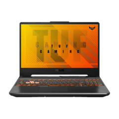 ASUS FX506LH-HN004T NOTEBOOK I5-10300H/DDR4 3200 8GB/512G PCIE/GTX1650 DDR6 4G/Win10+MCAFEE 1YR/144Hz/RGB KB/backpack outside (Limited)/ 2 yrs carry in + Perfect warranty/BLACK PLASTIC