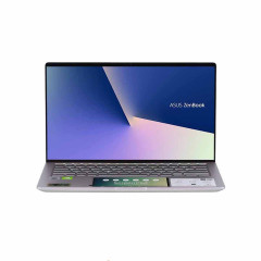 ASUS UX334FLC-A4124T NOTEBOOK i7-10510U/RAM 8GB(ON BOARD)/512 GB SSD PCIe/MX250 2GB/13 FHD/SCREENPAD 2.0/WINDOWS 10/ICICLE SILVER/BACKPACK