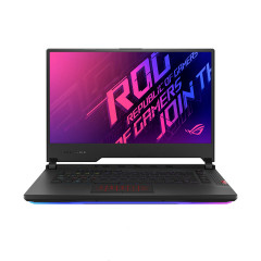 ASUS G542LV-AZ056T NOTEBOOK i7-10875H(8C/16T)/DDR4 8G*2/512G PCIE/RTX2060/Win10+MCAFEE 1YR/240Hz IPS/RGB PER-KEY/NumPAd/WiFi 6/backpack outside/BLACK METAL