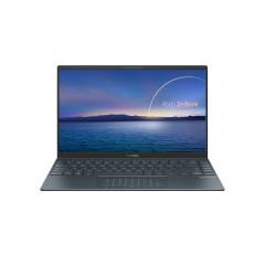 ASUS UX425EA-BM004TS NOTEBOOK Intel i5-1135G7 Processor 2.4 GHz/LPDDR4X 8G [ON BD.]/512G PCIEG3/Iris Xe iGPU/FHD IPS sRGB: 100%/Numpad/Win10/Office H&S/Sleeve/PINE GREY