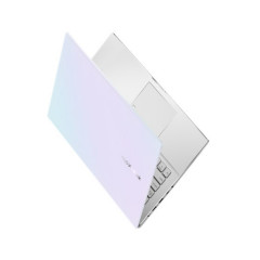 ASUS S533EA-BQ050TS NOTEBOOK Intel i5-1135G7/DDR4 8G[ON BD.]/512G PCIE G3/Iris Xe iGPU/FHD IPS/Backlit KB/Win10/office H&S/Backpack/DREAMY WHITE
