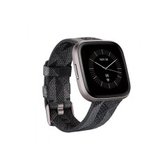 FITBIT SMART WATCH VERSA 2 NFC SE SMOKE WOVEN