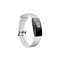 FITBIT SMART WATCH INSPIRE HR WHITE BLACK