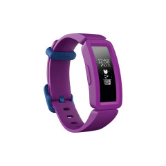 FITBIT SMART WATCH ACE 2 BLACK GRAPE