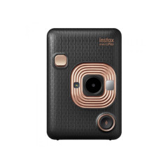 INSTAX MINI LIPLAY (ELEGANT BLACK)