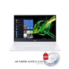ACER SF514-54GT-5680 NOTEBOOK I5-1035G1/RAM 8 GB/SSD 512 GB/14 FHD/WINDOWS 10 HOME/OFFICE HOME/WHITE /backpack
