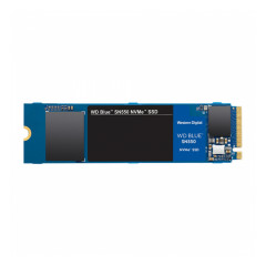 WESTERNDIGITAL SSD BLUE SN550 250GB Gen3 x4 PCIe 8Gb/s, M.2 2280, 3D NAND, Up to 2,400 MB/s