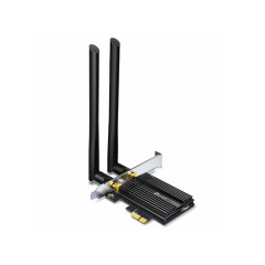 TPLINK-ARCHER TX50E AX3000 WI-FI 6 BLUETOOTH 5.0 PCIE ADAPTER