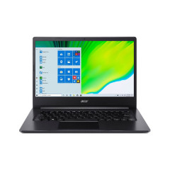 ACER A314-22-R3Z9 NOTEBOOK RYZEN5 3500U/RAM 8GB/SSD 512GB/AMD VEGA8 GRAPHICS/14.0 FHD/WINDOWS10/BLACK/backpack