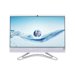 HP ALL-IN-ONE 22-C0108D (#6DV05AA#AKL) CPU INTEL CORE I3-9100T RAM  4 GB DDR4 2400MHz SO-DIMM STORAGE 1 TB 7200 RPM VGA INTEL UHD GRAPHICS 630