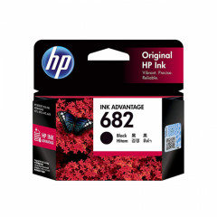 HP INK 682 BLACK