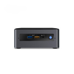 INTEL BOXNUC7I7BNHXG MINI PC/ I7-7567U/8 GB/ 2 TB 7200 RPM + 32 GB OPTANE M.2/  Windows 10 Home, includes Thunderbolt 3 USB-C; microSDXC card slot