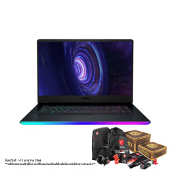 MSI GE66 Raider 10SF-404TH NOTEBOOK i7-10875H+HM470/DDR IV 16GB (8*2) (3200MHz)/15.6 FHD, 300Hz/RTX2070, GDDR6 8GB/1TB NVMe PCIe Gen3x4 SSD/WIFI6/WIN10/Urban Raider Backpack
