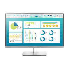 HP MONITER 1FH50AA EliteDisplay E273 27-inch  Display Size 27 IPS w/LED backlight FHD (1920 x 1080 @ 60 Hz)