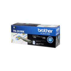 BROTHER TONER TN-263BK BLACK FOR HL3230CDN L3750CDW L3770CDW (1300 แผ่น)