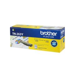 BROTHER TONER TN-263Y YELLOW FOR HL3230CDN L3750CDW L3770CDW (1300 แผ่น)