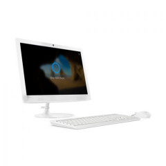 LENOVO IDEACENTRE 330-20IGM-F0D7007ETA AIO PENTIUM J5040/RAM 4 GB/HDD 1 TB 5400 RPM/INTEGRATED GRAPHIC CARD/19.5 WVA/WINDOWS10/WHITE