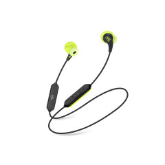 JBL IN-EAR ENDURANCE RUN BT YELLOW BLUETOOTH4.1 HANDS-FREE CALLS 6 HOURS OF PLAYTIME