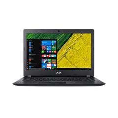 ACER A315-22-48AL NOTEBOOK A4-9120E/RAM 4GB DDR4/1TB/AMD Radeon R3/15.6 inch HD/Windows10/BLACK