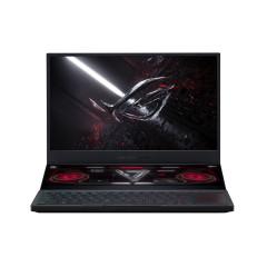 ASUS GX551QR-HB016T NOTEBOOK AMD Ryzen9 5900H/16GB on board+16GB DDR4-3200/1TB M.2 NVMe PCIe/RTX 3070 8GB GDDR6/15.6-inch 4K UHD 120Hz/Win10/Backlit Chiclet Keyboard Per-Key RGB/Wi-Fi6/Off Black