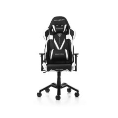 DXRACER GAMING CHAIR VALKYRIE SERIE BLACK/WHITE 2YEAR WARRANTY
