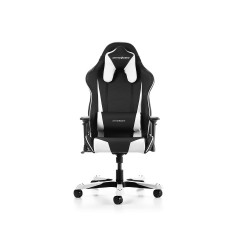 DXRACER GAMING CHAIR TANK SERIE BLACK/WHITE 2YEAR WARRANTY