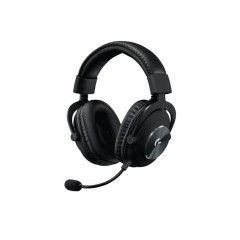 LOGITECH GAMING HEADSET G PRO X WITH BLUE VOICE -  BACK 2YEARS