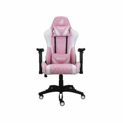 SIGNO GAMING CHAIR GC-203 WHITE PINK
