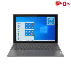 LENOVO IDEAPAD DUET 3 10IGL5-82HK001CTA(LTE) NOTEBOOK  N4020/RAM 4 GB(ONBOARD)/EMMC 128 GB/10.3WUXGA/INTEGRATED/WINDOWS10/OFFICE HOME & STUDENT2019/GREY/PEN