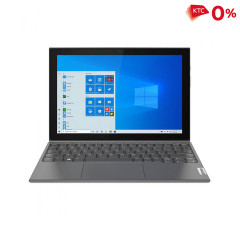 LENOVO IDEAPAD DUET 3 10IGL5-82AT0086TA NOTEBOOK N4020/RAM 4 GB(ONBOARD)/EMMC 128 GB/10.3WUXGA/INTEGRATED/WINDOWS10/OFFICE HOME & STUDENT2019/GREY/PEN