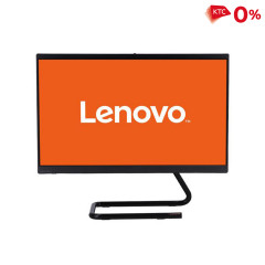 LENOVO IDEACENTRE AIO3 22ADA-F0EX0096TA AIO AMD RYZEN3 3250U/RAM 8 GB(4+4)/HDD 1 TB+256 GB SSD/INTEGRATED GRAPHIC CARD/21.5 FHD/WINDOWS10/OFFICE HOME & STUDENT 2019/BLACK