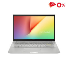 ASUS S413EA-EB158TS NOTEBOOK Intel I7-1165G7/DDR4 8G[ON BD.]/512G PCIE G3/Iris Xe iGPU/AIPT/FHD vIPS/Backlit KB/Win 10/Office H&S/Backpack/HEARTY GOLD