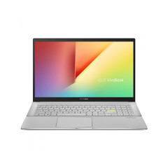 ASUS D533UA-BQ002TS NOTEBOOK AMD R5-5500U/DDR4 8G[ON BD.]/512G PCIE G3X2 SSD/AMD Radeon? Graphics/Backlit KB/Win10/FHD IPS/BACKPACK/Office H&S/DREAMY WHITE