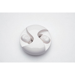 ACER หูฟังไร้สาย HEADPHONE IN-EAR POWER BOX รุ่น FAE-7 สี WHITE 1Yrs.