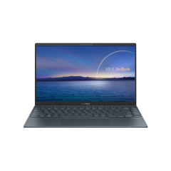 ASUS UM425IA--AM107TS NOTEBOOK R7-4700U/DDR4 16G[ON BD.]/512GB PCIE/AMD Radeon? Graphics/Win10/FHD IPS/BL KB/IR Camera/4CELL 67WH,SLEEVE,TYPE A TO LAN DONGLE/Office H&S/PINE GREY(BEZEL)