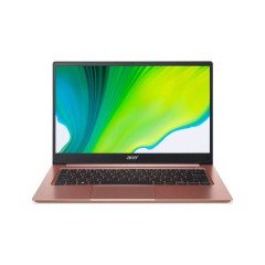 ACER SF314-59-70NN NOTEBOOK I7-1165G7/RAM 8GB DDR4/SSD 512GB PCIE/INTEL IRIS XE GRAPHICS G7/14FHD IPS/WINDOWS10/OFFICE HOME&STUDENT/PINK