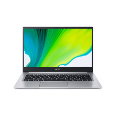 ACER SF314-59-7926 NOTEBOOK I7-1165G7/RAM 8GB DDR4/SSD 512GB PCIE/INTEL IRIS XE GRAPHICS G7/14FHD IPS/WINDOWS10/OFFICE HOME&STUDENT/SILVER