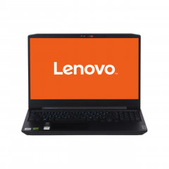 LENOVO IDEAPAD GAMING 3i 15IMH05-81Y400PCTA NOTEBOOK i7-10750H/RAM 8GB DDR4 2933MHz/HDD 512 GB M.2 NVME/GTX 1650 4GB/15.6 FHD IPS 120Hz/WINDOWS10/BLACK/BACKPACK/WARANTY 2Y+ADP 1Y