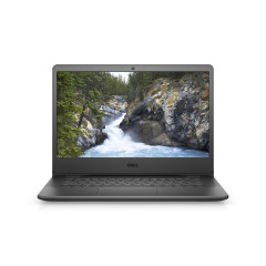 DELL W568154003THW10-V3400-BK-W NOTEBOOK Intel i3-1115G4/8GB DDR4, 2666MHz/256GB M.2 PCIe NVMe/UHD/14.0-inch FHD (1920 x 1080)/WIN10 H/3Yr ProSupport and OSS/Black